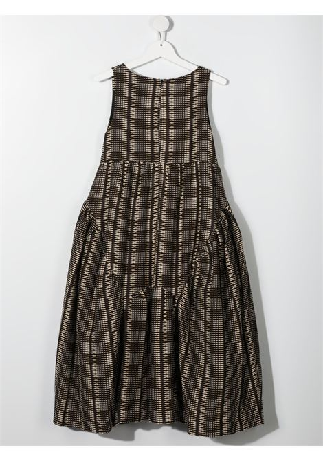 Mi mi sol | Dress | MFAB227LUTS0433BLKT