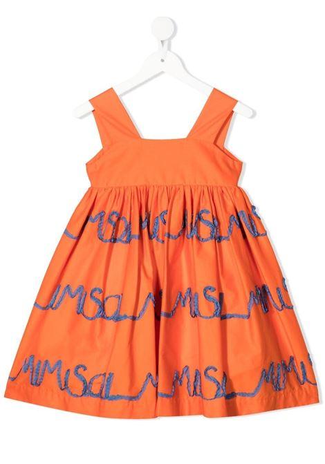 Mi mi sol | Dress | MFAB247TS0436ORG