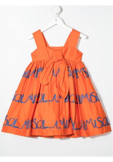 Mi mi sol   Dress   MFAB247TS0436ORG