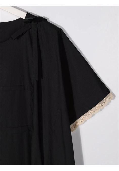 Mi mi sol | Dress | MFAB257TS0053BLKT