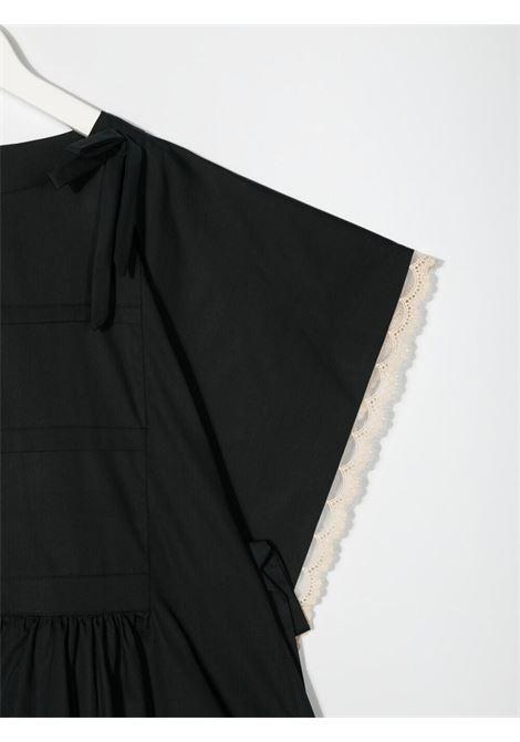 Mi mi sol | Dress | MFAB257TS0053BLK