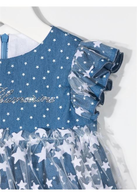 Miss Blumarine | Dress | MBL3303BLU