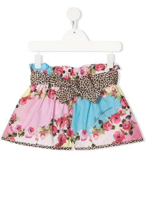 Miss Blumarine | Shorts | MBL3795FU