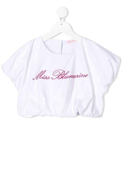 miss blumarine blusa Miss Blumarine | Top | MBL3827BI