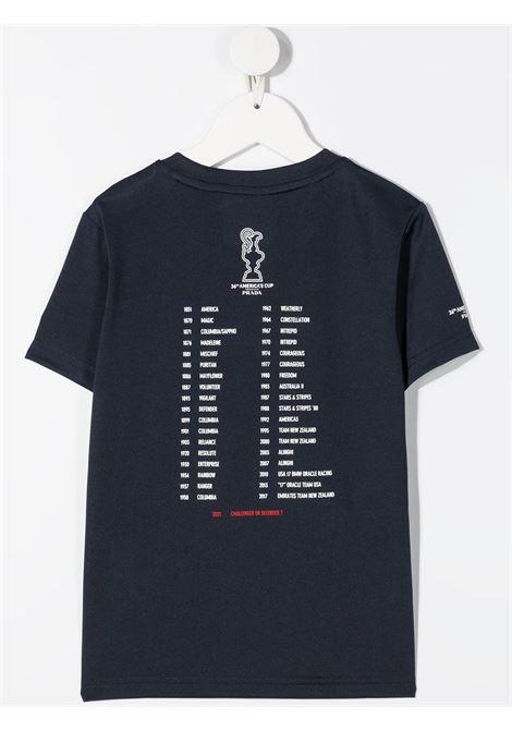 north sails x prada tshirt con stampa North sails x Prada Kids | Tshirt | 452901C002BL