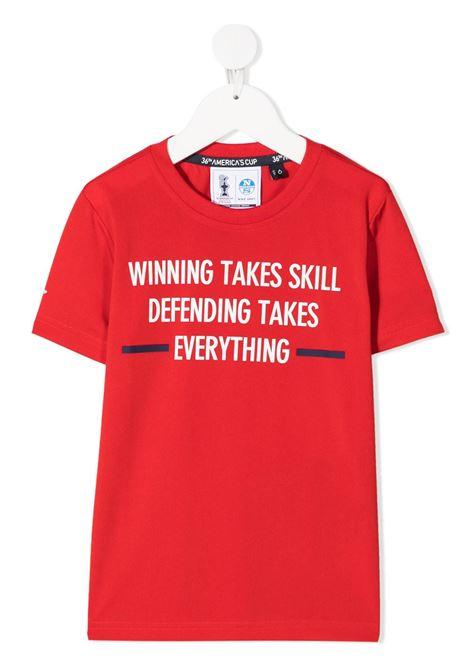 north sails x prada tshirt con stampa North sails x Prada Kids | Tshirt | 452901C003RS