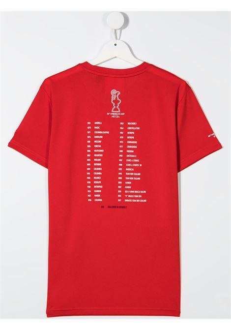 north sails x prada tshirt con stampa North sails x Prada Kids | Tshirt | 452901C003RST