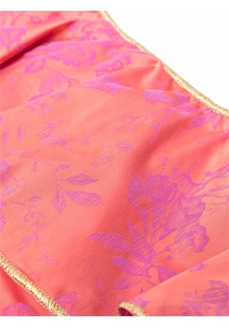 oséree kids costume due pz con voile in tessuto stampato OSEREE | Costume | BFS216PP