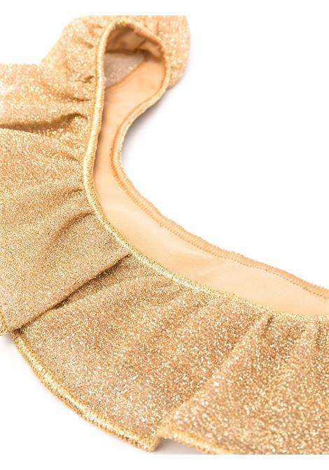oséree kids costume due pz con voile in tessuto lurex OSEREE | Costume | LFVS904GLD