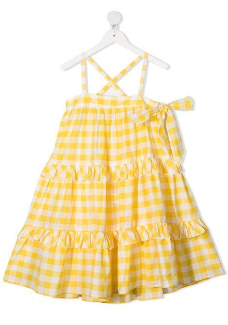 PICCOLA LUDO | Dress | BF6WB040TES0485000005