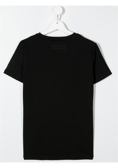 paolo pecora tshirt con stampa Paolo pecora   Tshirt   PP2670NET