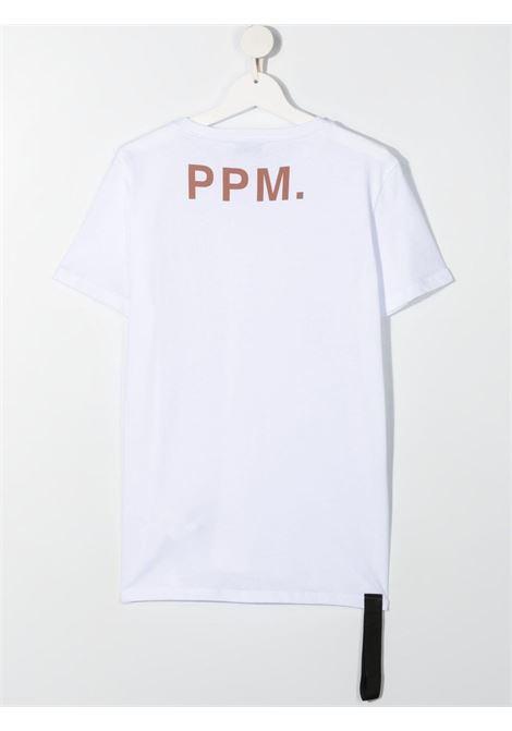 paolo pecora tshirt con stampa Paolo pecora | Tshirt | PP2677B/BT