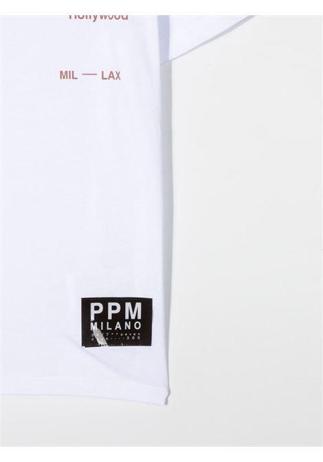 Paolo pecora   Tshirt   PP2677B/B