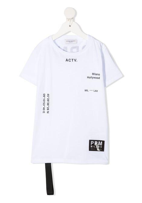 Paolo pecora | Tshirt | PP2677BI