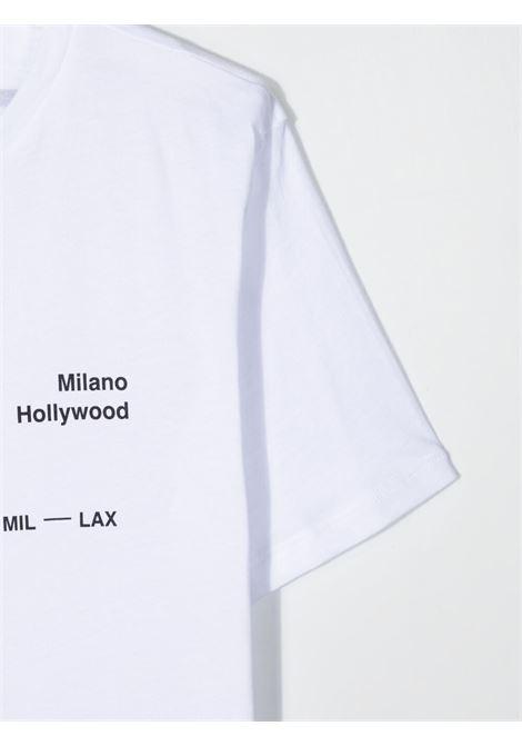 paolo pecora tshirt con stampa Paolo pecora | Tshirt | PP2677BIT