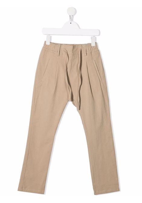paolo pecora pantalone in cotone con coulisse Paolo pecora | Pantalone | PP2716NO