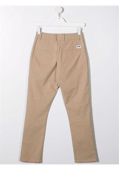 paolo pecora pantalone in cotone con coulisse Paolo pecora | Pantalone | PP2716NOT