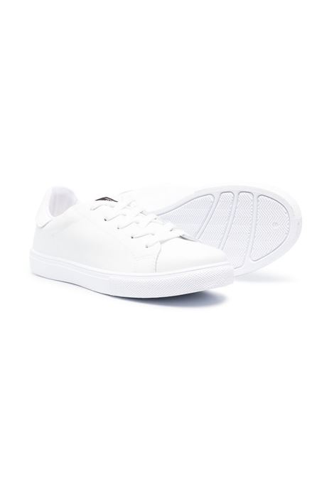 paolo pecora sneaker con logo Paolo pecora | Sneakers | PP2742B/NT