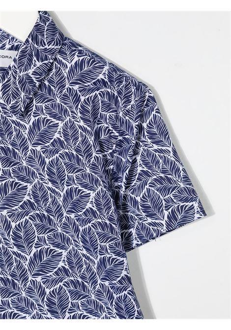 Paolo pecora | Shirt | PP2743BL
