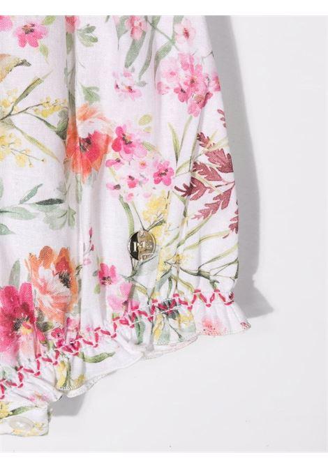 paz rodriguez pagliaccetto in tessuto stampa fiori Paz rodriguez | Pagliaccetto | 35469005