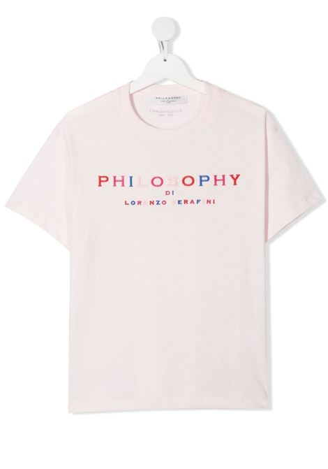 philosofy kids tshirt con ricamo Philosofy kids   Tshirt   PJTS55JE138WH101C052T