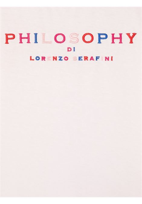 philosofy kids tshirt con ricamo Philosofy kids   Tshirt   PJTS55JE138WH101C052