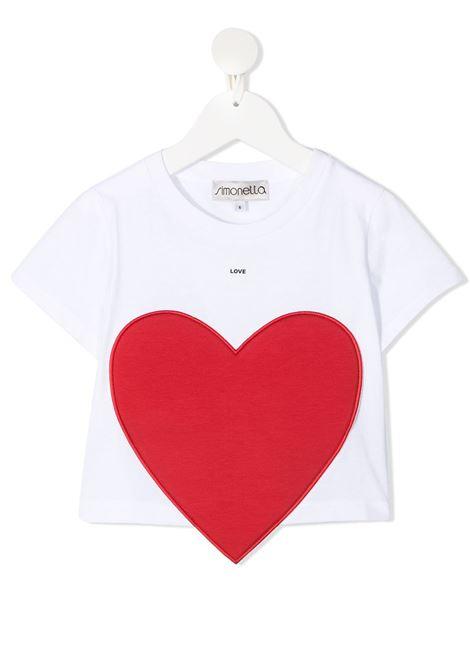 SIMONETTA | Tshirt | 1O8091OA060100