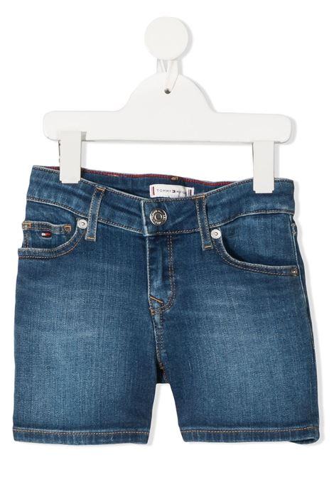 tommy hilfiger shorts in denim TOMMY HILFIGER | Shorts | KG0KG057731A4
