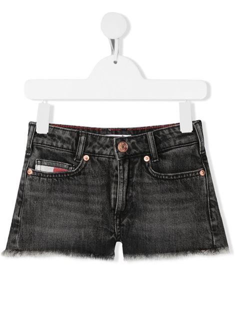 tommy hilfiger shorts in denim TOMMY HILFIGER | Shorts | KG0KG058021BY