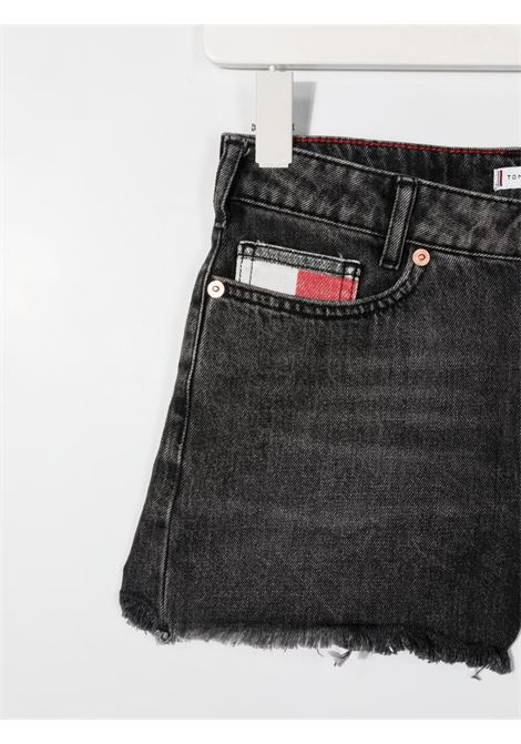 tommy hilfiger shorts in denim TOMMY HILFIGER | Shorts | KG0KG058021BYT