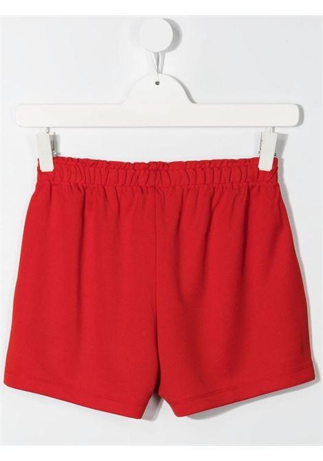 tommy hilfiger shorts con banda logata TOMMY HILFIGER | Shorts | KG0KG05903XNLT