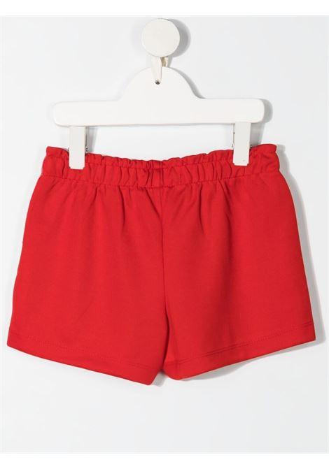 tommy hilfiger shorts con banda logata TOMMY HILFIGER | Shorts | KG0KG05903XNL
