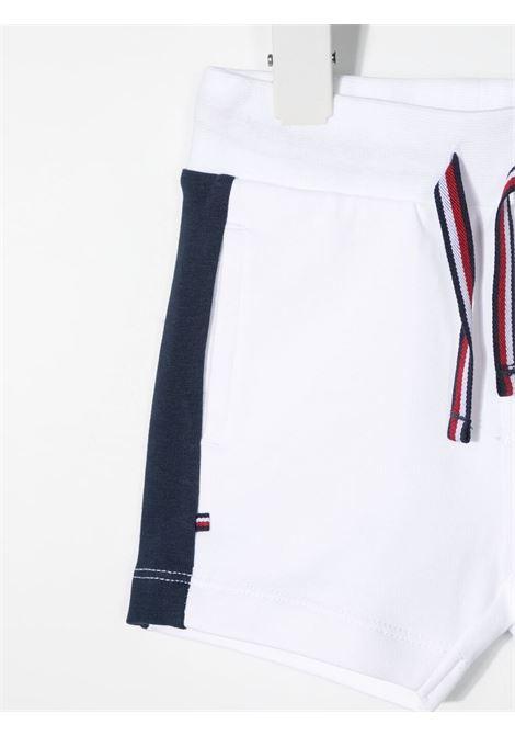 tommy hilfiger shorts con banda logo TOMMY HILFIGER | Shorts | KN0KN01291YBR