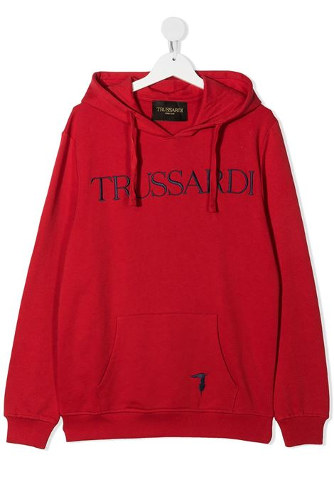 Trussardi junior | Felpa | TBP21064FEW0480T