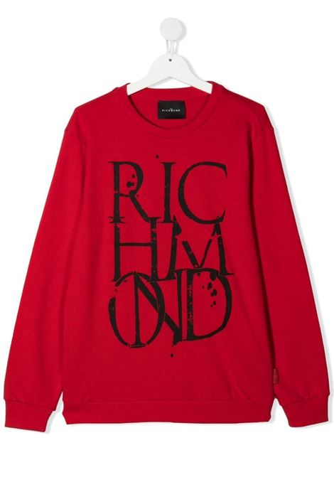 john richmond | Sweatshirt | RBP21093FEW3619T