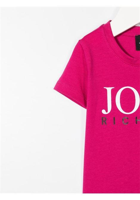 john richmond tshirt con stampa scritta logo john richmond | Tshirt | RIP21023TSW0486