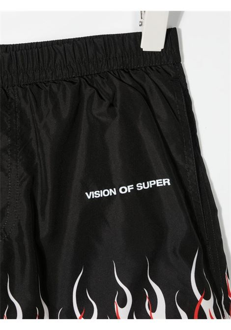 super of vision kids boxer mare vision of super | Costume | KSSWINFLREDBLKT