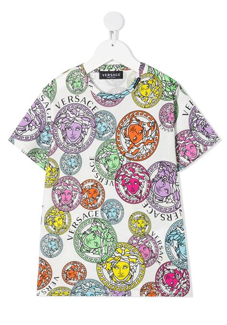 young versace young versace | Tshirt | 10002391A002855W000