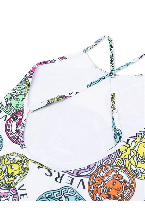 young versace costume intero stampato medusa multicolor young versace | Costume | 10002781A003535W000T