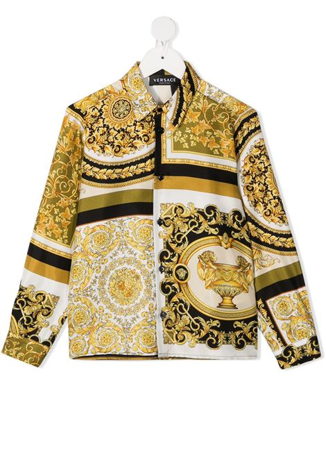 young versace | Shirt | 10003331A003055W060