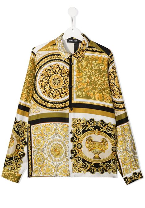 young versace camicia young versace | Camicia | 10003331A003055W060T