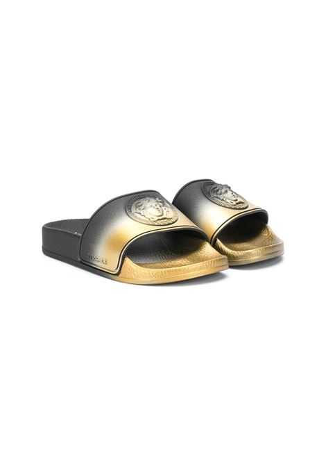 young versace | Slipper | YHX00047YB00361YSGG
