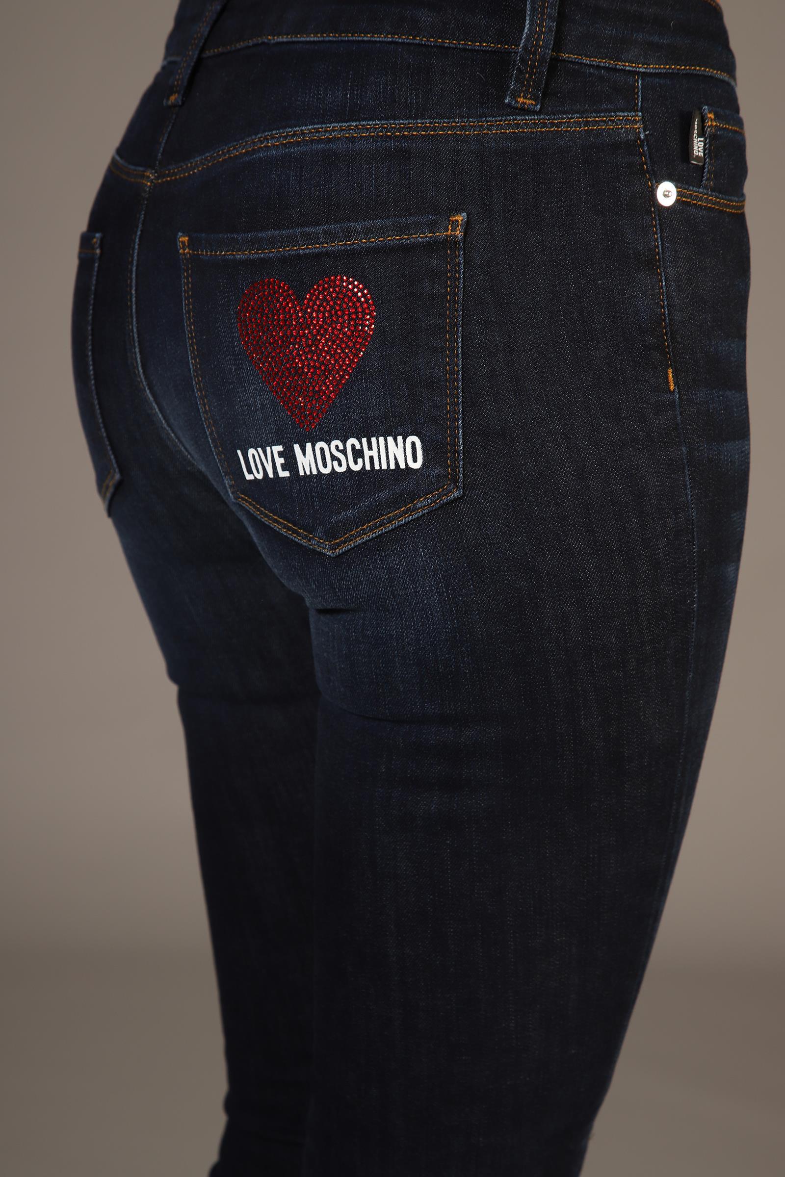 e3fa140a4f Jeans Love Moschino. - love MOSCHINO - DayDreamStore