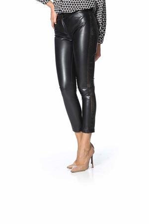 Pantalone Anna Rachele. ANNA rachele | 9 | PX130584NERO