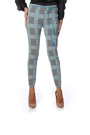 Pantalone Scandinavia Cristinaeffe. CRISTINAEFFE | 9 | SCANDINAVIAGRIGIO/ZAFFIRO