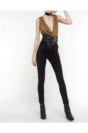 Pantalone Patrizia Pepe. patrizia pepe | 9 | 2P1049NERO