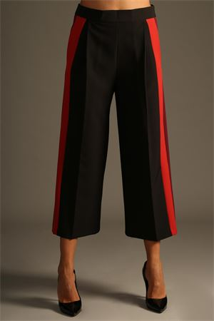 Pantalone Anna Rachele. ANNA rachele | 30000048 | PX260698NERO/MOSTO