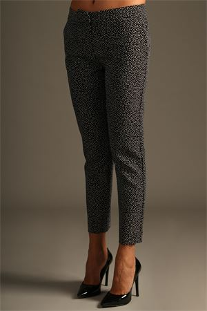 Pantalone Anna Rachele. ANNA rachele | 30000048 | PX320787NERO/ECRU
