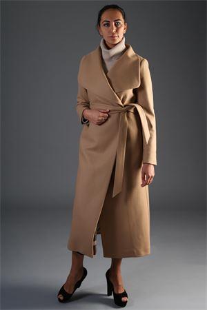 Cappotto Annie P. annie p | 30000060 | JANET-FELTRO1 7CAMMELLO