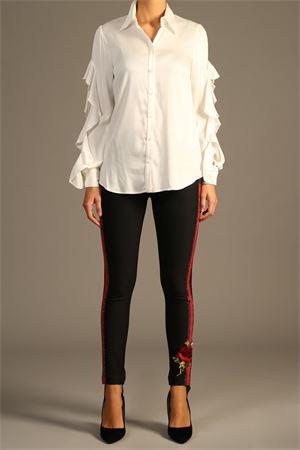 Camicia Claire Cristinaeffe. CRISTINAEFFE | 30000021 | CLAIREBIANCO/LANA